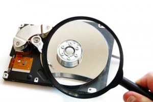 Hard disk-drive search